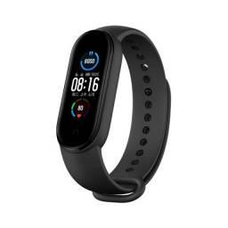 M5 Pulseira Smartband Bluetooth 4.2 Monitor De Pressão Arterial E Smartwatch