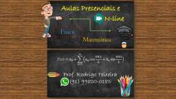 Intensivo de Física e Matemática