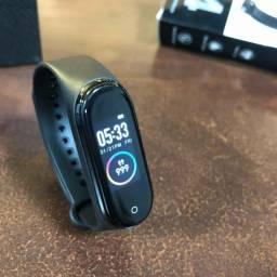 Smartwatch Original M5 Pulseira Inteligente, 3 meses de garantia.