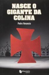 Livro Nasce o gigante da colina - Vasco