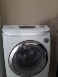 Maquina de lavar e secar roupas