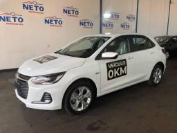 ONIX 2021/2021 1.0 TURBO FLEX PREMIER AUTOMÁTICO