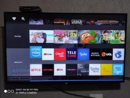 "Smart TV LED Sony Bravia 49"" 4K"