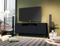 Rack para TV Lexus Preto para tv 50polegadas