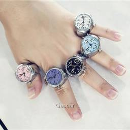 Anéis relógios