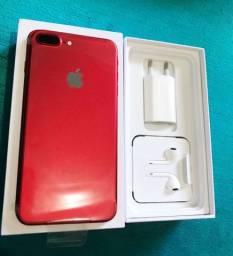 iPhone 7 Plus 128 GB Red