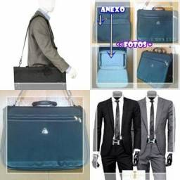 Porta Terno / Blazer / Vestido para viagem - Mala Sammit