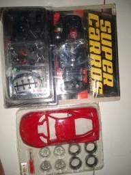 Mini Ferrari para colecionador