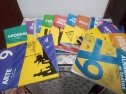 Livros colégio Unasp 9° ano