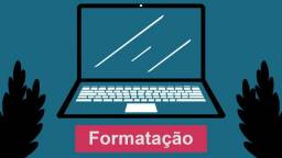 Formatação de Notebook