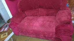 Sofa de 3 e 2 lugares