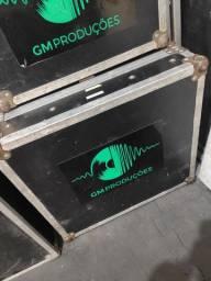 Hard Case 6 unidades com sistema de amortecimento de impacto