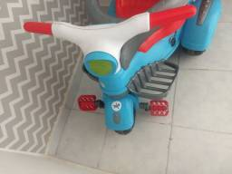 Triciclo masculino (carrinho, motoca)