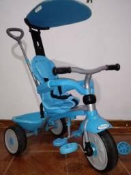 Triciclo infantil confort ride 3x1 Marca Xalingo