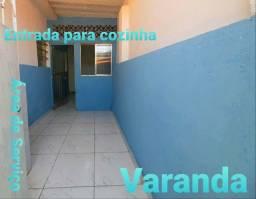 CASA 1QT VILA RIO DA PRATA CG AGUA E LUZ INCLUSO*