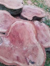 Bolachas de madeiras