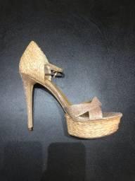 Sandalha de festa Dumond