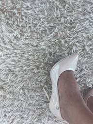 Desapegando de sapatos