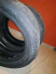 Título do anúncio: Dois pneus 225/50/17