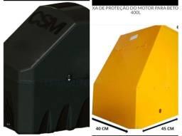 Caixas de proteção para motores de Betoneiras