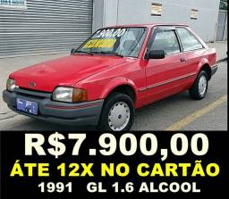 FORD ESCORT 1.6 GL 8V 1991
