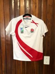 Camisa oficial do Time da Inglaterra de Rúgbi