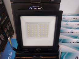 Refletor led 50w IP66 branco frio