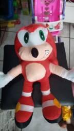 Sonic pelúcia