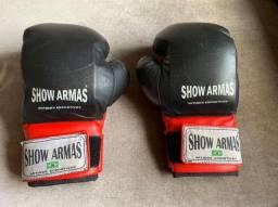 Luva boxe luta 10oz - Show Armas