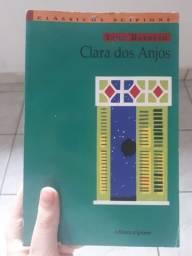 Livro Clara dos Anjos - Lima Barreto