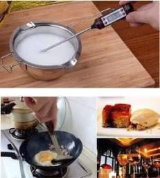 Termômetro Culinário Digital Espeto Tp101 P/ Cozinha Oferta!