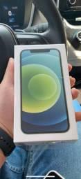 Iphone 12 branco 128gb novo lacrado