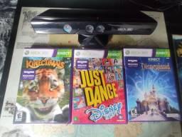 Kinect e Jogos Xbox 360