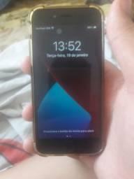 Vendo iphone 6s ou troco por celular do meu interrece