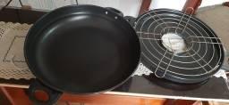 Churrasqueira  de fogão em terfron