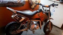 moto infantil 4 tempos 50 cc