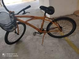 Bike quadro alumínio central comum
