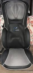 Assento massageador shiatsu