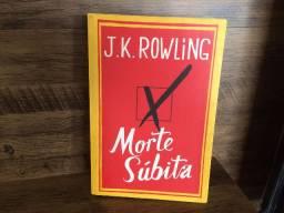Morte Súbita (J. K. Rowling) - Livro Semi Novo