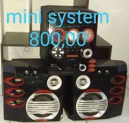Mini Audio System FW-C577