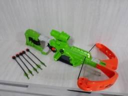 Arma nerf lança flecha (importada)