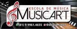 Aulas de Música em Bezerros