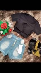 Shorts, saias, cropped e borys