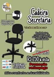 Cadeiras para estudos e escritório