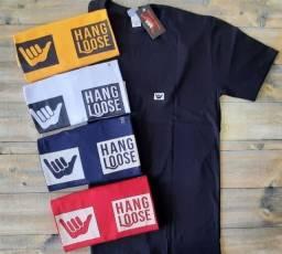 Camisas básicas disponíveis