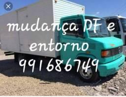 udança mudança  aceito cartão DF e Goiás