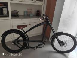 Bike Nirve Chopper Californiana Nova