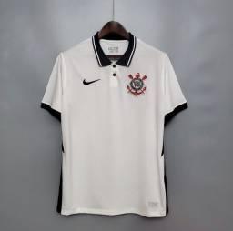 Camisa Corinthians 2020-2021