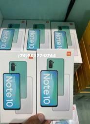 XIAOMI REDMI NOTE 10 128GB 6GB ram disponível pronta entrega