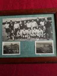 Maracana 1950 foto original +copia del festejo